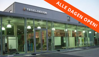 Showroom, alle dagen open